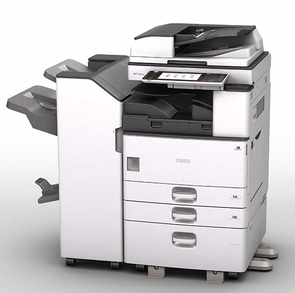 Vì sao nên lựa máy photocopy Ricoh MP 4054 cho công ty?