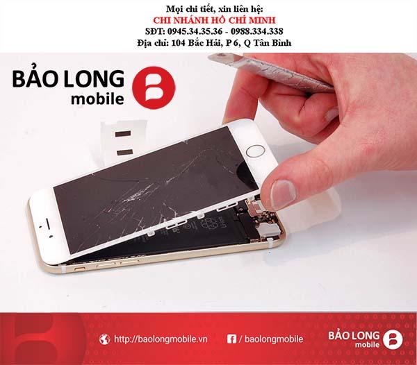 Giới thiệu về giá và chất lượng của 1 vài nơi chuyên thay màn hình iPhone 6 Plus ở tại TP.HCM