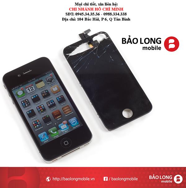 Các vấn đề thường xảy ra về cảm ứng khách hàng nên nhớ sau khi thay màn hình iPhone 4