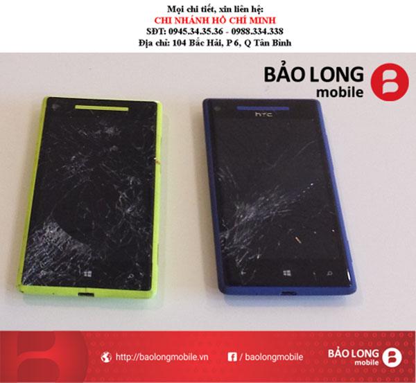Phải thay màn hình cảm ứng HTC 8X ở đâu trong Sài Gòn chất lượng, giá thành phù hợp cho người tiêu dùng