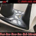 Hình ảnh: Thảm để chân cao su Thái Lan vô cùng ngầu dành cho xe Honda SH 2017 150i/125i tại Tp.HCM