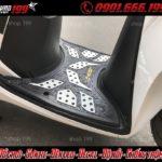 Hình ảnh: Thảm để chân cao su Thái Lan vô cùng ngầu dành cho xe Honda SH 2018 2019 2020 150i/125i tại Tp.HCM